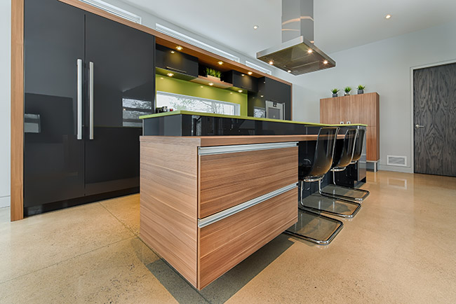 Benefits of having a kitchen island